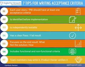 prince2 acceptance criteria template acceptance criteria template 28 images how we use