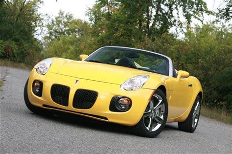 2007 Pontiac Solstice Gxp Review by Day By Day Review 2007 Pontiac Solstice Gxp Autos Ca