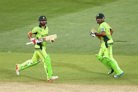 icc world cup 2015 pakistan knock ireland out of wc will
