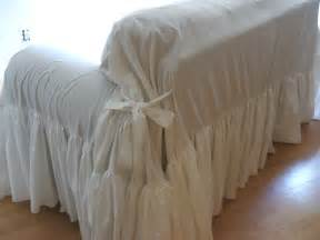 shabby chic sofa slipcoverthrow