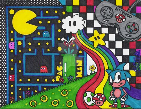 old school games wallpaper old school video games by dancingcorpse1000 on deviantart