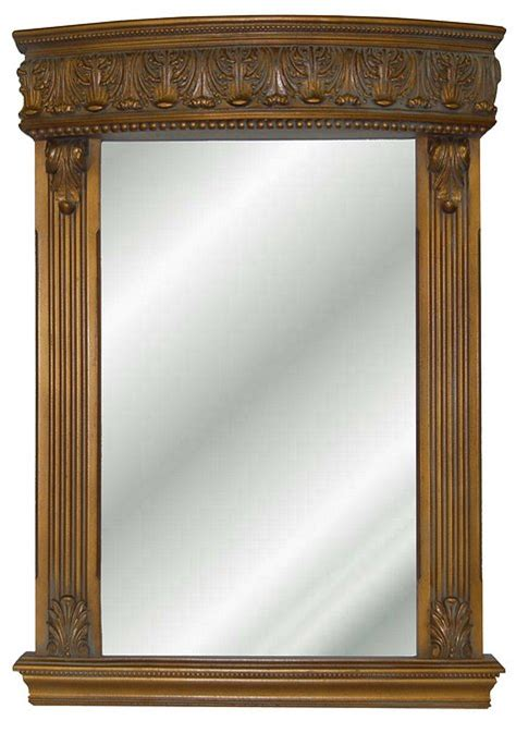 hickory manor house adams mirror hickory manor house item hm6537bz