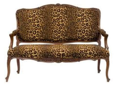leopard print settee vintage french settee 2 995 00 again i am showing