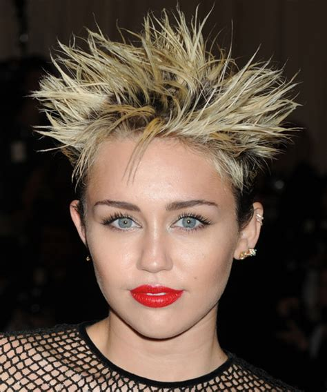 miley cyrus type haircuts miley cyrus short straight alternative hairstyle medium