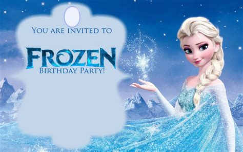 printable free frozen invitations 12 free frozen party printables saving by design