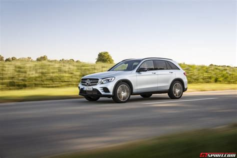 mercedes benz silver 2016 mercedes benz glc review gtspirit