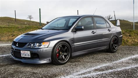 mitsubishi evolution 9 2006 mitsubishi evo ix mr review the cheater car