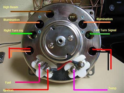 jeep speedometer diagrams 11002459 jeep cj5 speedometer wiring