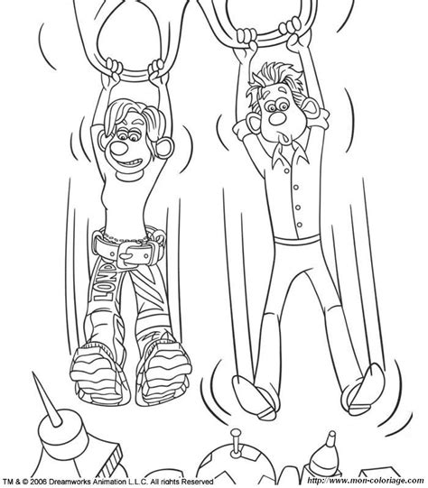 Flushed Away Free Coloring Pages Flushed Away Coloring Pages