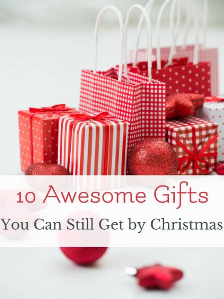 10 Awesome Gadgets Every Will by 10 Awesome Gifts For You Can Still Get By