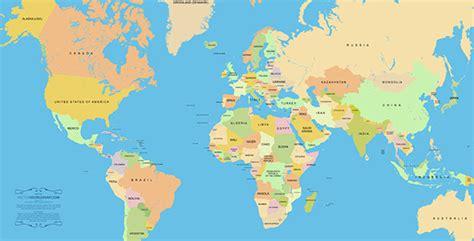 free printable world map a3 size mapas mundias em vetor gr 225 tis bons tutoriais