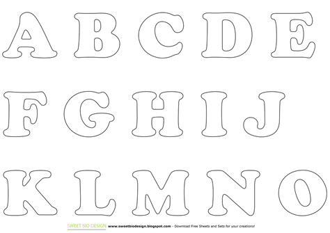 lettere carine sweet bio design ottobre 2012