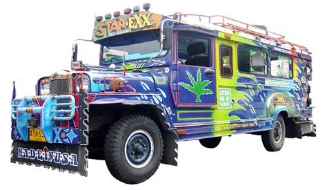 Jeepney Collection No 39: StuartXchange. Made in the USA
