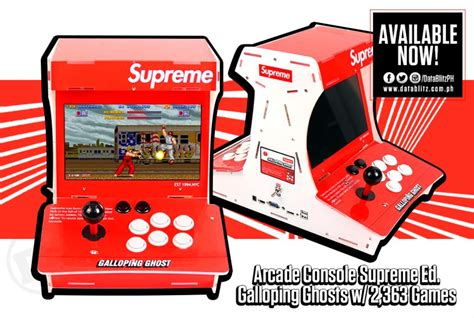 mini arcade 2019 in 1 bytes to supreme mini arcade or not to supreme