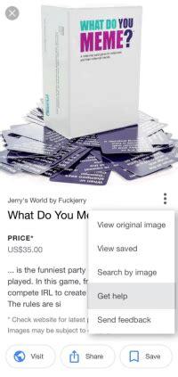 meme memes card game memes