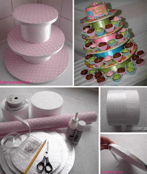diy wedding cake stand ideas diy couture cupcake stand