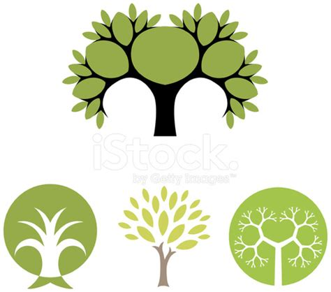 tree symbols tree vector symbols stock vector freeimages com