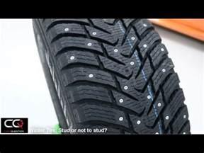 winter tires stud    stud  winter tire youtube