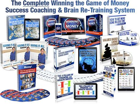 John Assaraf Winning The Inner Game Of Money - john assaraf winning the inner game of business eng