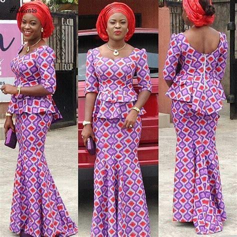 ovation native blouses latest nigeria ankara blouse latest styles for the aso ebi junkies