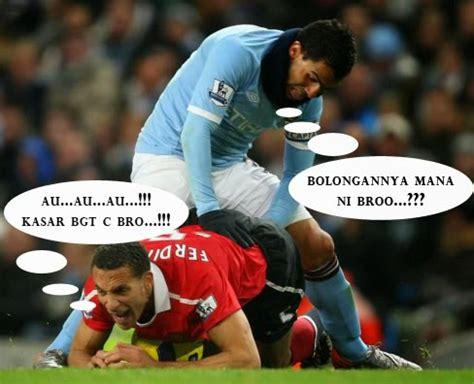 foto dan gambar lucu pemain sepak bola terbaru