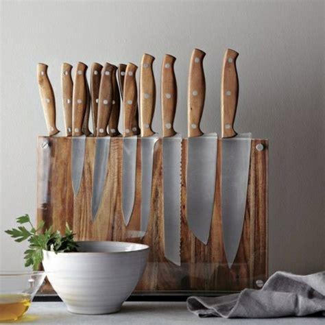 Knife Block for Kitchen Knives ? Arrange your knife set