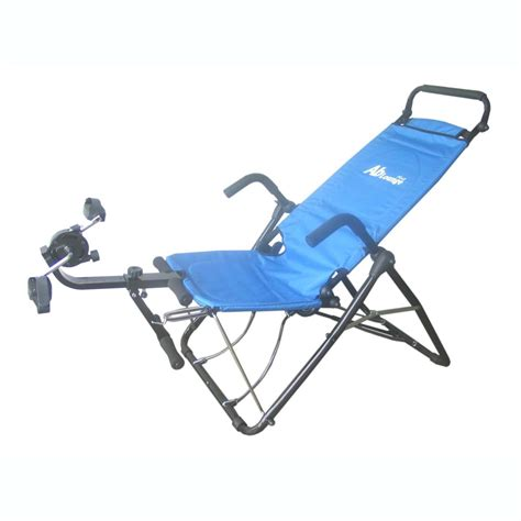 Ab Chair by China Ab Chair Lounge With Pedal And Leg Exerciser Ht 02f