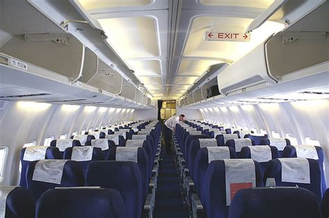 Thomson 737 800 Cabin by Nortacusplus S Most Interesting Flickr Photos Picssr