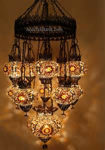 mosaic chandelier turkish style mosaic lighting eclectic chandeliers