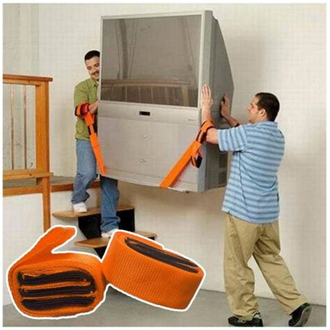 And Carry Furniture by Moving Straps Forearm Delivery Carry Furnishings Easier