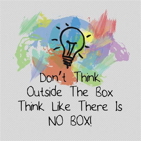 Think Outside Of The Box 101 best images about think outside of the box on