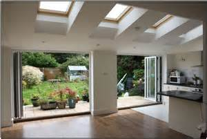 Open Floor Plan Kitchen by Transform Your Home For Summer With Kitchen Extensions In