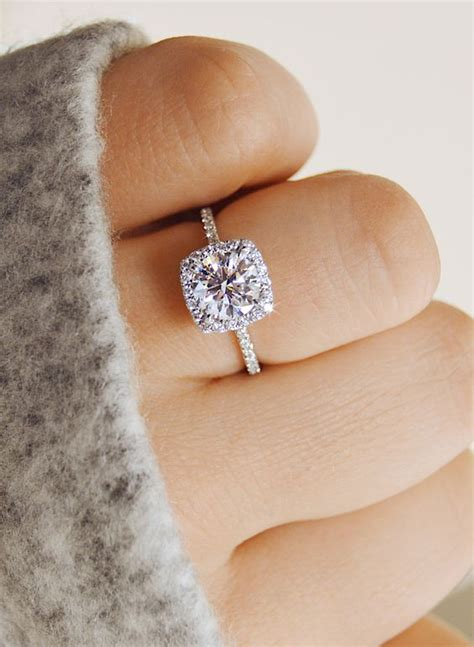 Gorgeous Engagement Rings by 25 Gorgeous Engagement Rings To Get Inspired Weddingomania