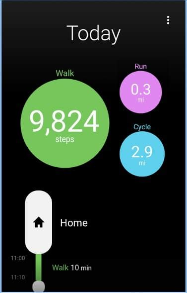walking app android free top 7 best pedometer apps for android to count your steps daily