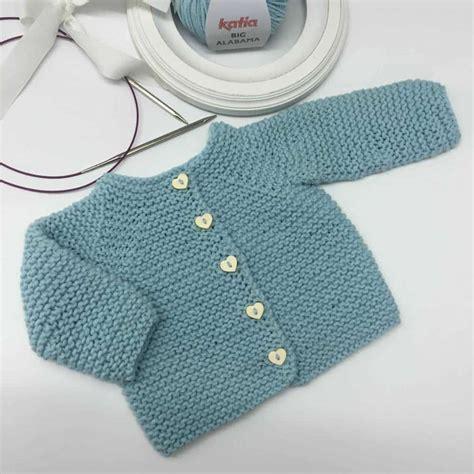 la chaquetita de punto chaqueta beb chaquetas de bebe de punto a mano