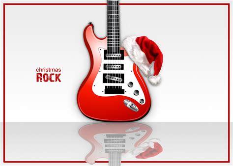 imagenes de navidad rock rock christmas wallpaper festival collections