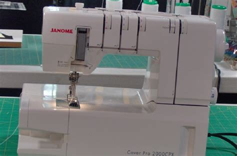 pattern review janome coverpro janome cover pro 2000 cpx review sewing insight