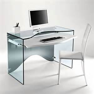 ultra modern office furniture tonelli strata desk glass office furniture ultra modern