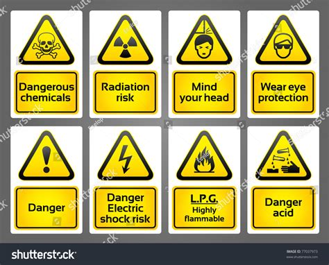 Warning Signs After Section by Image Gallery Warning Signage