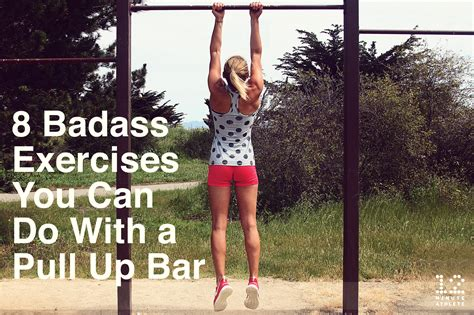 Build A Backyard Pull Up Bar 8 Badass Exercises You Can Do With Nothing But A Pull Up Bar