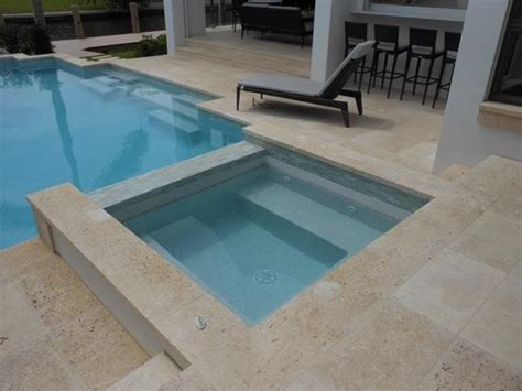 stone pool deck the best natural stone materials to use on a pool deck