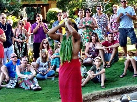 smith family garden luau imu ceremony picture of smith family garden luau lihue