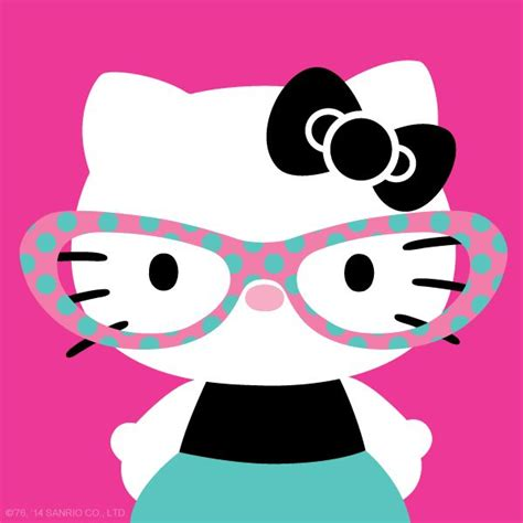 hello kitty with glasses wallpaper 482 best images about hello kitty on pinterest iphone