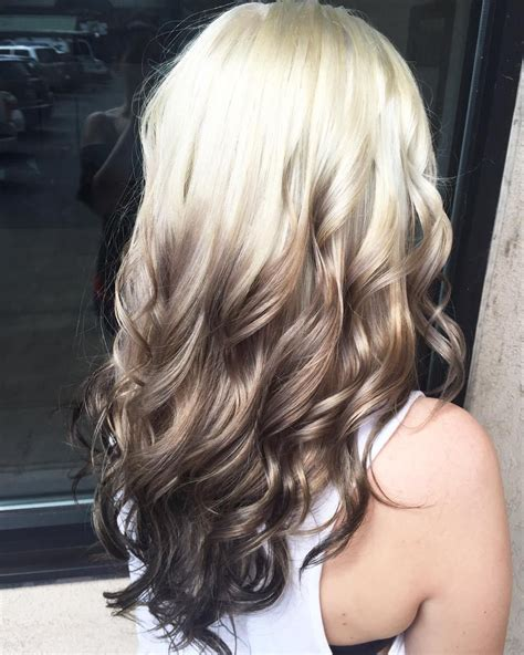 blonde highlights on brunette hair ov over 60 year old 60 best ombre hair color ideas for blond brown red and