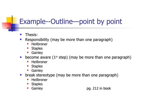 Compare And Contrast Essay Format Point By Point by Comparisoncontrast Synthesis