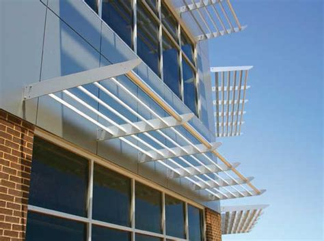 new quot elite series quot sunshade systems from cleburne sheet metal