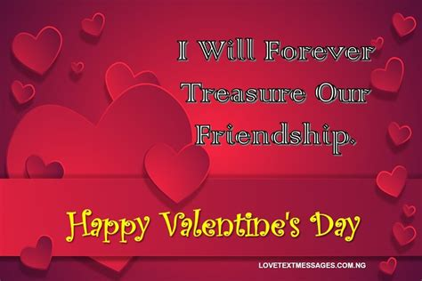 happy valentines day best friend s day message for my best friend text