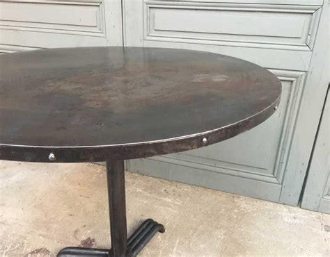 Table De Jardin En Metal 1704 by Table De Jardin En Metal Table De Jardin En M Tal Et 8