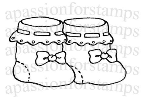 coloring pages of baby booties baby booties drawing sketch coloring page