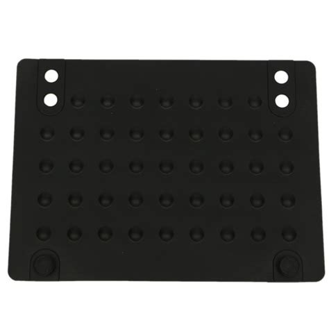silicone heat resistant mat anti heat mats for hair